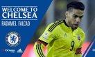 Radamel Falcao fichó por el Chelsea FC de la Premier League