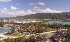 Montego Bay, la segunda ciudad más grande de Jamaica