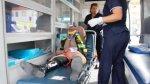 Chimbote: policía fénix que dirigía el tránsito fue atropellada - Noticias de franky zapata