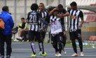 Alianza Lima venció 3-1 a Cristal con doblete de Mimbela