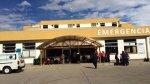 Cajamarca: reportan un muerto durante elecciones en Tongod - Noticias de cajamarca siempre verde