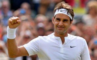 Wimbledon: Roger Federer ganó y enfrentará a Murray en semis
