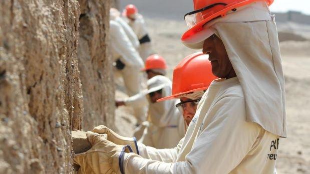 Fenómeno de El Niño: protegen 63 sitios arqueológicos costeños