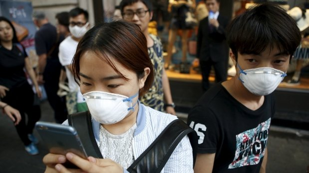 MERS: dos muertes más en Corea del Sur en las últimas horas