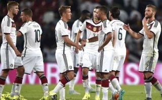 Alemania iniciará 2016 con amistosos ante Inglaterra e Italia