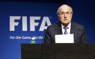 """Joseph Blatter: """"El futuro de la FIFA está en juego"""""""