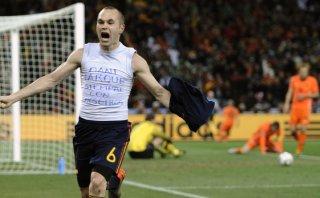 Se cumplen cinco años del título de España en Sudáfrica 2010