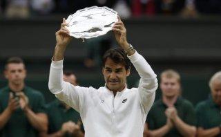 """Federer: """"Aún estoy hambriento y motivado para seguir jugando"""""""