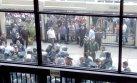 Ministerio de Trabajo: tensión por intento de desalojo [FOTOS]