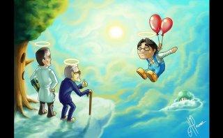Satoru Iwata: homenajes al fallecido presidente de Nintendo