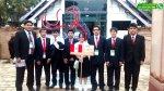 Perú obtuvo medallas de oro en Olimpiada Mundial de Matemática - Noticias de raúl alcántara castillo