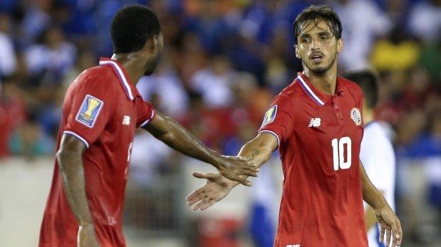 Costa Rica vs. Canadá: chocan por el Grupo B de la Copa de Oro