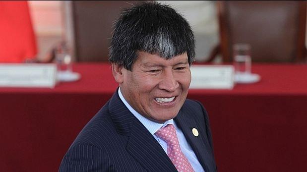 Ayacucho: este viernes 17 se decide vacancia de Oscorima