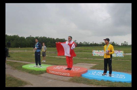 Francisco Boza: así fue premiado con oro en Toronto (FOTOS)