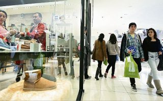 Los 'malls' locales moverán US$970 millones en Fiestas Patrias