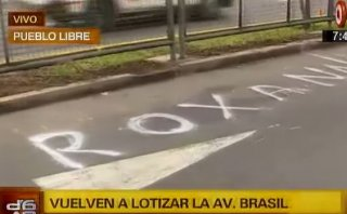 Patrullarán Av. Brasil ante reiteradas pintas de lotizadores