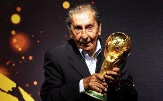 Alcides Ghiggia murió hoy al cumplirse 65 años del Maracanazo