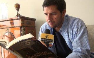 Entrevista al escritor Renato Cisneros