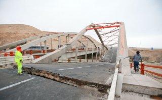 Conoce la forma de ir al sur tras el colapso del puente Topará