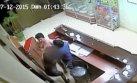 Fiscal pide cárcel preventiva para joven que golpeó a ex pareja