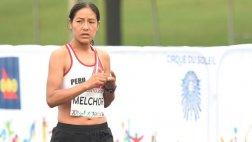 Inés Melchor: ¿por qué se retiró de la maratón en Toronto 2015?