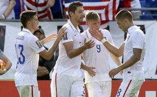 Estados Unidos goleó 6-0 a Cuba y avanzó a semis de la Copa Oro