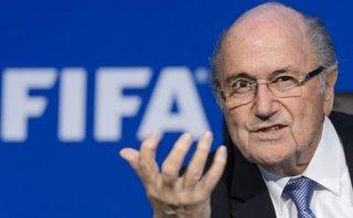 Blatter confirmó que no se presentará a las elecciones de FIFA