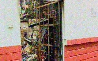 Incendio en Barrios Altos afectó seis viviendas esta madrugada