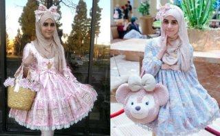 La lolita con hiyab que quiere acabar con los estereotipos