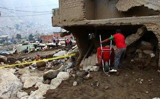 Huaicos fuertes se registrarían en Lima el próximo verano
