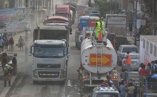 Fiestas Patrias: Carretera Central no permitirá carga pesada