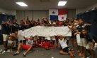 Selección de Panamá reclamó contra la Concacaf con esta foto