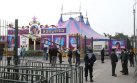 Circo de la Paisana Jacinta reanudó su espectáculo