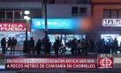 Chorrillos: roban S/. 3 mil de botica cerca de comisaría