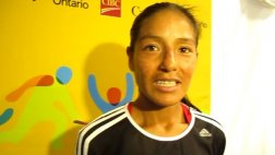"Inés Melchor a El Comercio: ""Necesitaba competir por confianza"""