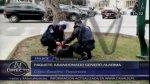 Magdalena: se interrumpió el tránsito por falso paquete bomba - Noticias de cajuela