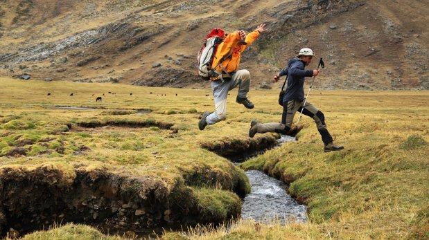 ¿Cómo nos portamos los peruanos antes de salir de viaje?