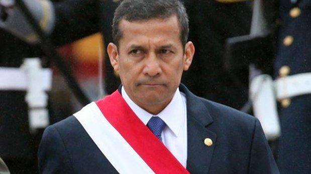 """Humala: """"El Perú se inserta al mundo y los mercados de manera activa"""""""