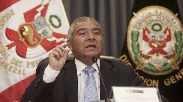 Pedraza advierte sobre posibles infiltrados de Movadef en protestas por Fiestas Patrias