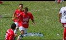 Unión Comercio derrotó 3-1 a Juan Aurich por el Torneo Apertura