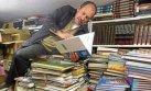 La biblioteca salvada de la basura para niños en Colombia