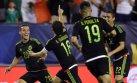 México campeón de la Copa de Oro 2015: venció 3-1 a Jamaica
