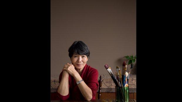Kiyoko Yasuda: «Siempre quise pintar»