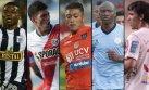 Torneo Apertura: tabla de posiciones y resultados de fecha 13