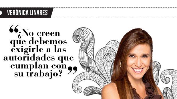 """Verónica Linares: """"¿Y ahora quién podrá defendernos?"""""""