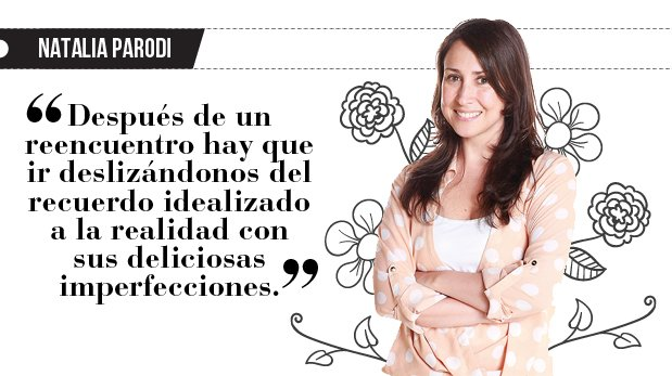 "Natalia Parodi: ""Reencuentros de familia"""
