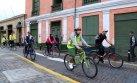 Promueven turismo en bicicleta para conocer una Lima distinta