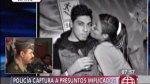 Caso Oropeza: caen implicados en el crimen de Patrick Zapata - Noticias de jose luis lavalle