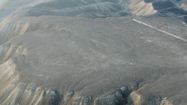 EE.UU. financia preservación y delimitación de líneas de Nasca