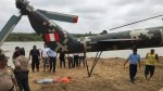 Tumbes: helicóptero decapitó a mujer en visita de ministros - Noticias de franky zapata